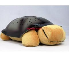 LED Einschlafhilfe Nachtlicht Schildkröte Sternbild MUSIK NEU