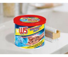 Handwaschpaste Handreinigungsmittel Handreiniger hand cleaner W5