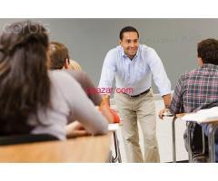 Подготовка к GMAT, GRE, TOEIC, LSAT, курсы, репетитор из США