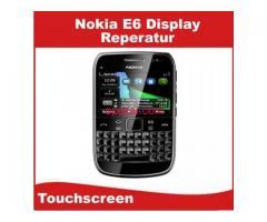 Nokia E6 Display Reparatur