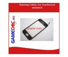 Samsung Galaxy Ace Frontglas austausch