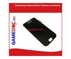 Samsung Galaxy Note Display Austausch