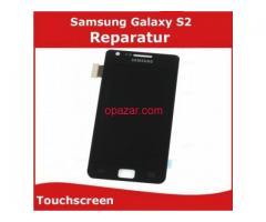Samsung Galaxy S2 Touchscreen Reparatur/Austausch