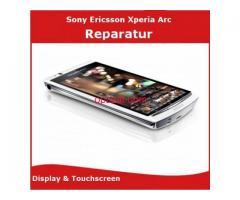 Sony Ericsson Xperia Arc Display & Touchscreen Austausch/Reparatur